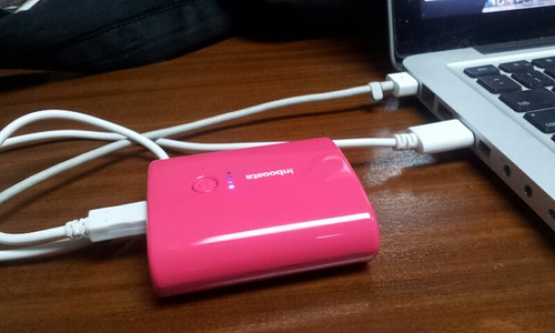 Inboosta portable charger