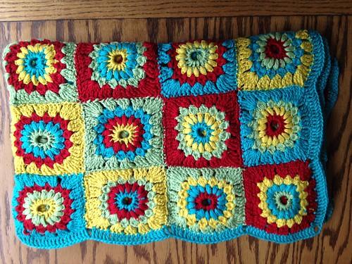 Blanket for Zane
