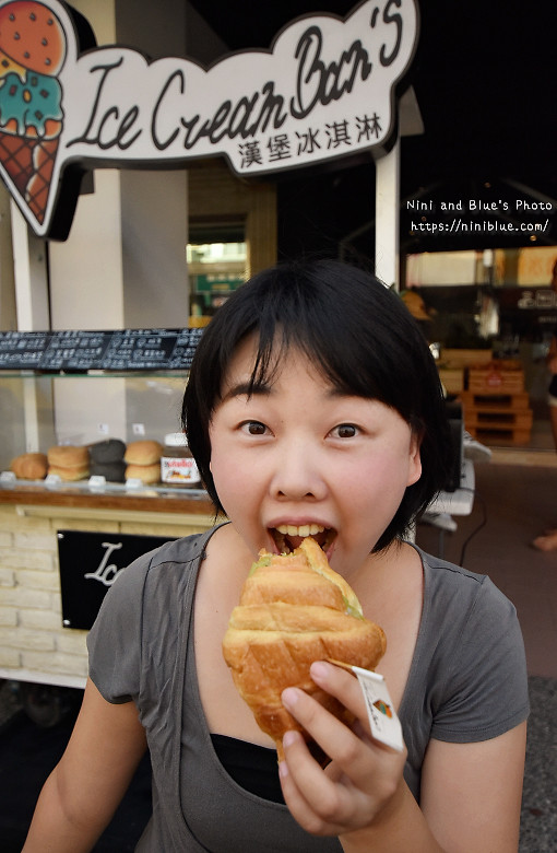 台中漢堡冰淇淋墾丁沺木18