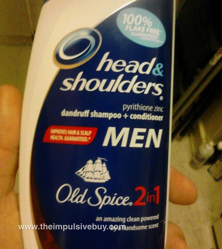 Head & Shoulders Old Spice 2-in-1