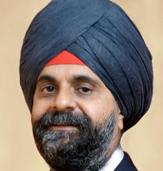 Mr Inderjit Singh, Ang Mo Kio GRC MP