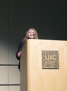 leslie johnston doing the opening keynote