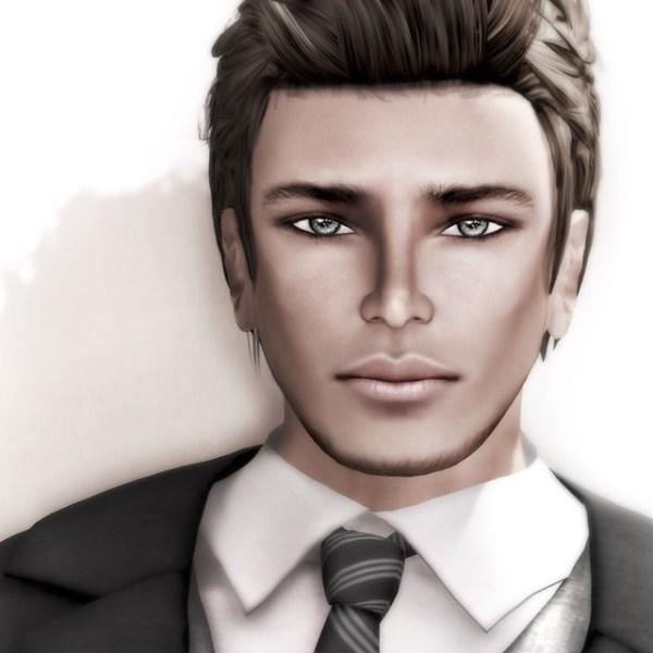 Male Fashion - Liquidh3ll Carter