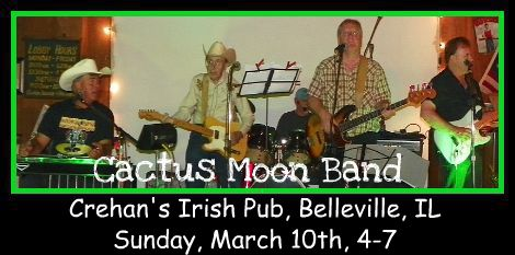 Cactus Moon Band 3-10-13
