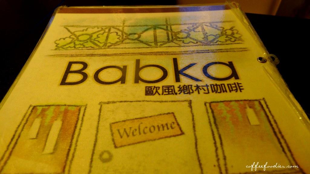 TAIWAN - Babka Cafe