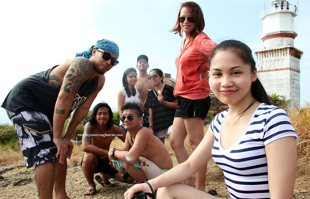 Capones Lighthouse Capones Island Zambales