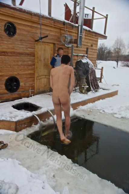 naturist 0008 Banya, Serebyany Bor, Moscow, Russia