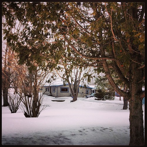 Feb 23 - this old house {my piece of heaven on earth} #photoaday #princeedwardcounty