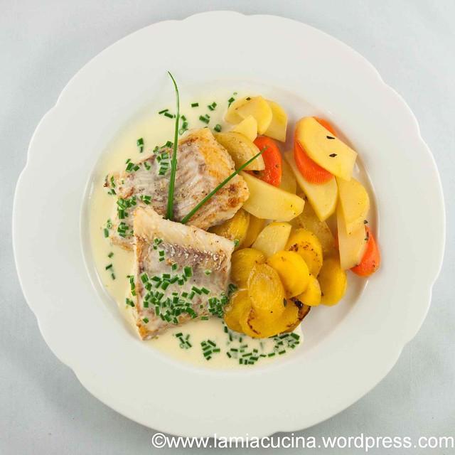 Zander mit Beurre ciboulette 2013 15 Mrz_9944