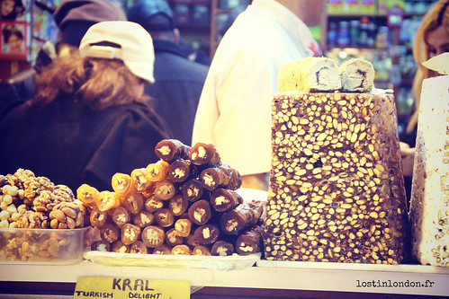 un week-end à istanbul bazar égyptien