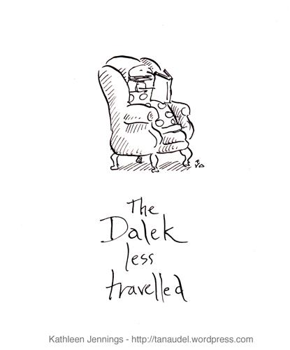 The Dalek less travelled