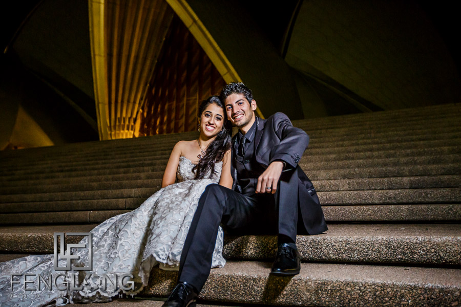 Natasha & Karim's Reception Cruise | Sydney Harbour & Circular Quay | Sydney Destination Indian Wedding Photography