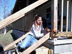 railing & steps project