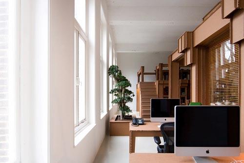 Oficinas verdes: Ambientes y aptitud ecofriendly