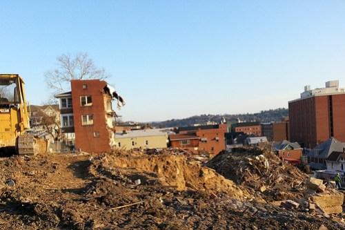 Sunnyside Deconstruction