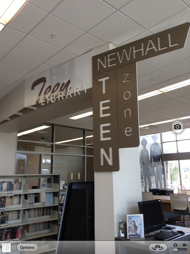 Old Town Newhall Library, Santa Clarita Library System