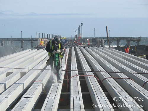 Steeplechase Pier Reconstruction