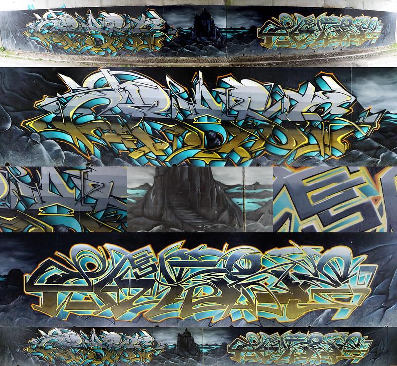 juillan graffiti 65ers