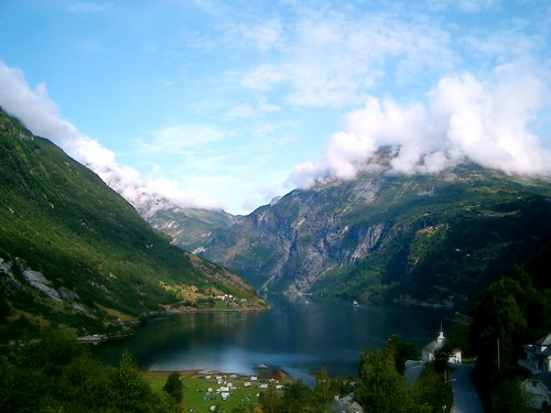 Geiranger, Norway 2008 by SpatzMe