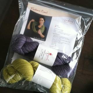 TNNA sample yarns & products.