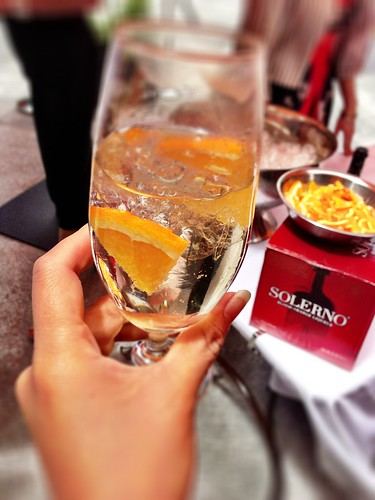 Solerno Signature Cocktail