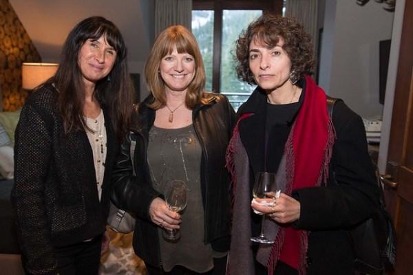 Cricket Norris, Mary Horn, Jeannie Collar