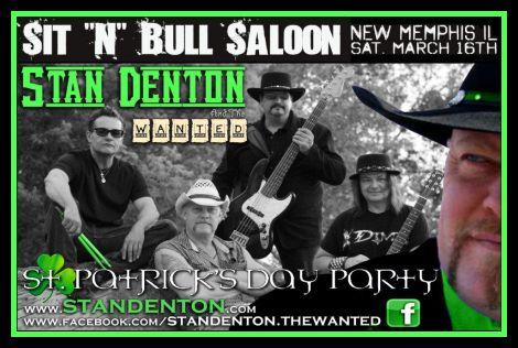 Stan Denton 3-16-13