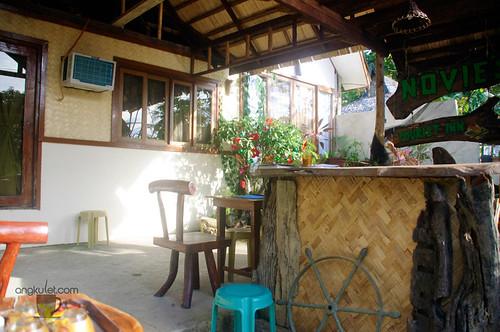 Novie's Pension, Corong-corong, El Nido, Palawan