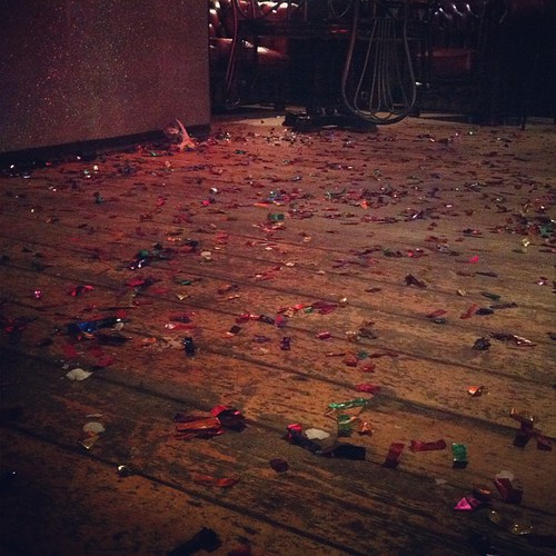 #latergram #confetti #dolly