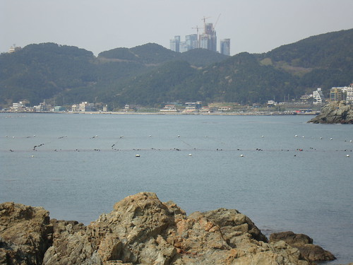 Hillstate seen from Songjeong by Jens-Olaf