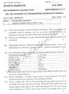DTU Question Papers 2010 – 7 Semester - Mid Sem - ME-403