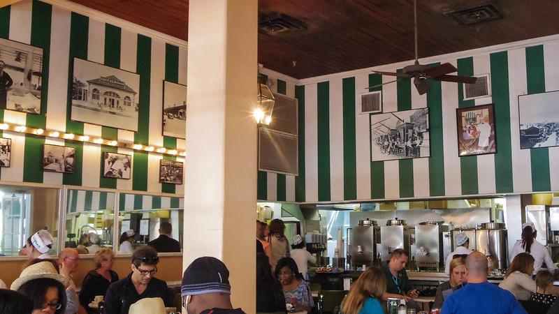 THE CAFE DU MONDE