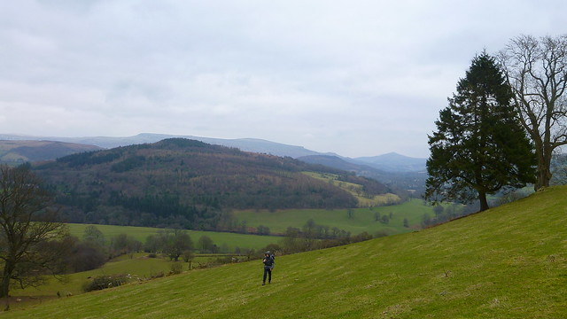 Black Mountains, Usk Valley Walk