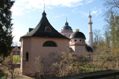 2013.03.09.132 - SCHWETZINGEN - Schwetzinger Schlossgarten - Rote Moschee