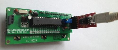Serial LCD KIT