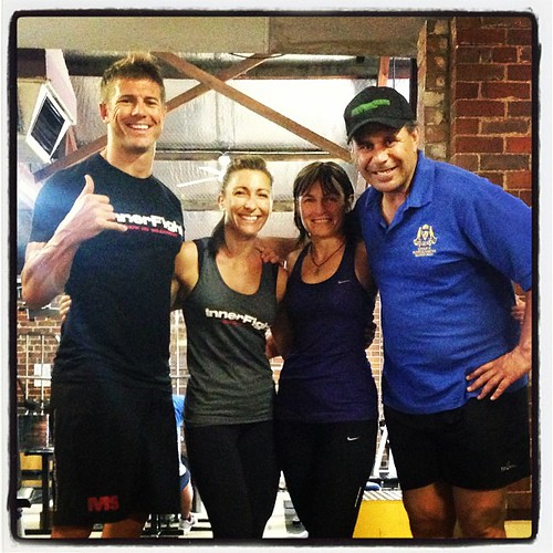 Big thanks to Sam & Mark from Come Alive Fitness for taking care of us during our stay. #fitness #australia #gym