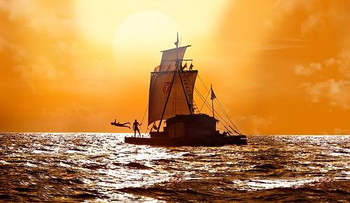 Kon-Tiki © Nordisk Film
