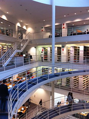The LSE library