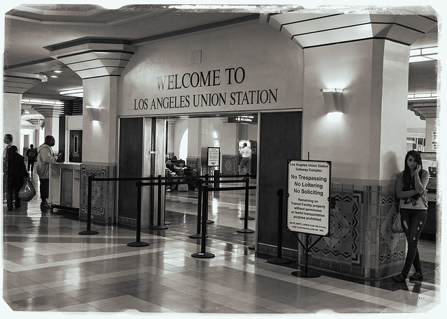 Welcome to Los Angeles Union Station