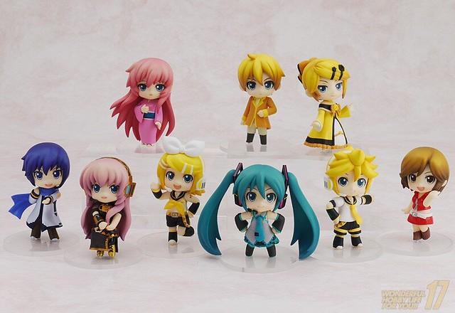 Nendoroid Petite Hatsune Miku Selection