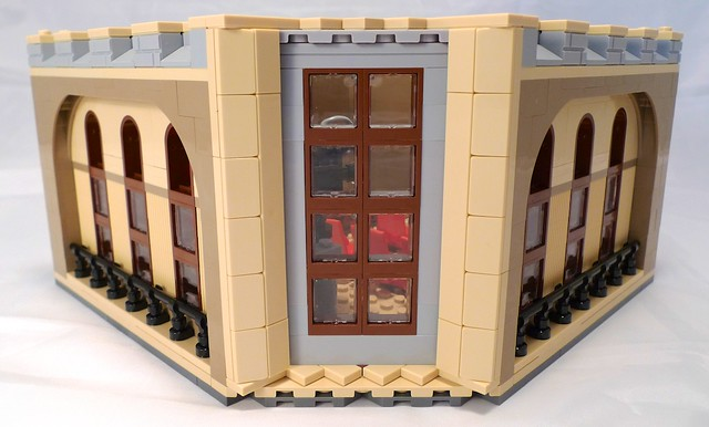 REVIEW LEGO 10232 Creator Expert - Palace Cinema