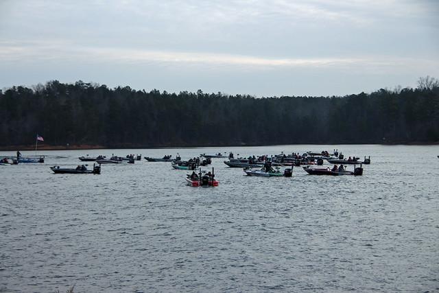 FLW Fishing Tournament