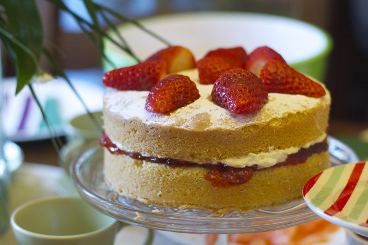 Chrissy's Cake