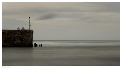 Ghostly Pier