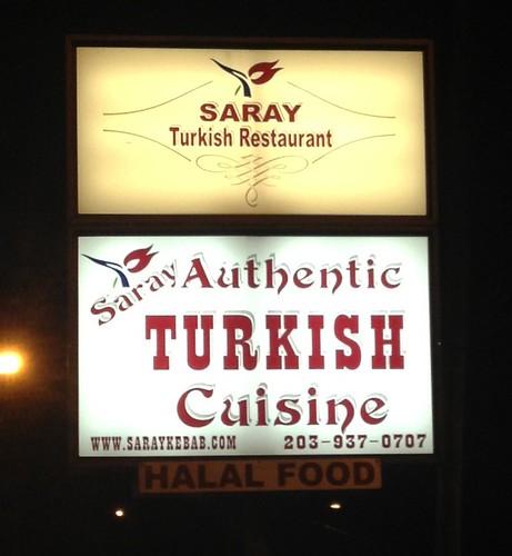 Saray Signage