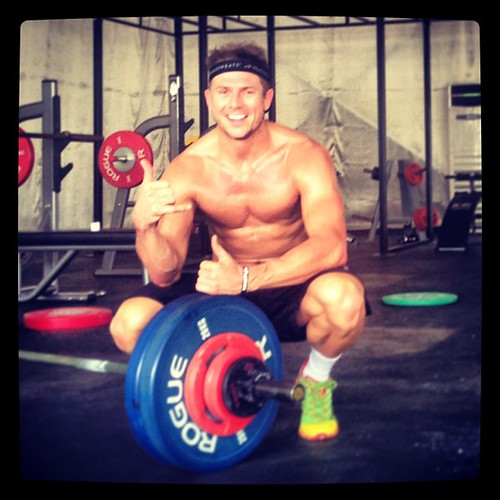 10 mins to hit a heavy power clean. #workout #train #lift #olympic #training #heavy #fun #sport