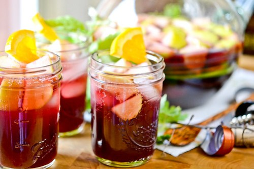 Green Apple Sangria-14
