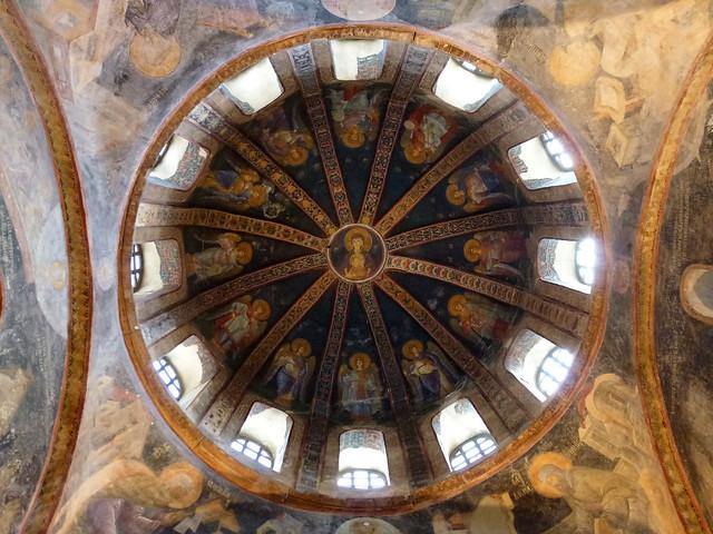 Turquie - jour 5 - Istanbul - 52 - Kariye Kilisesi