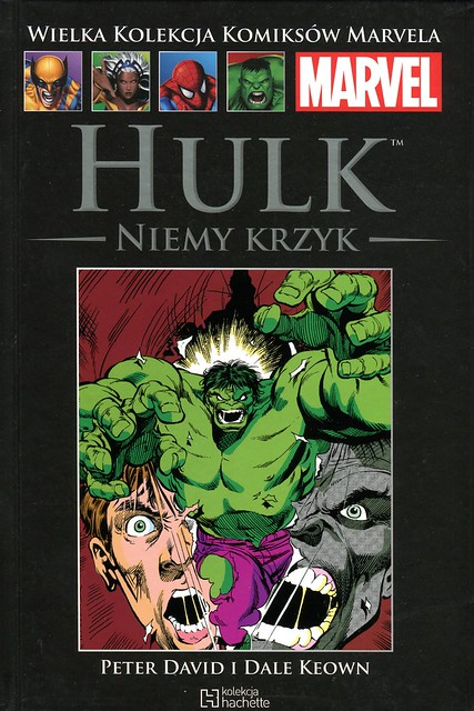 WKKM07 Hulk Niemy Krzyk