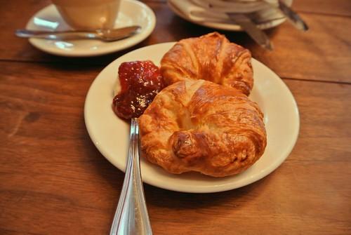 Mini Croissants from Buvette